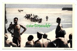 A.E.F. LE PORT D'ACCRA - TBE - Ghana - Gold Coast