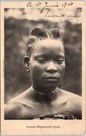 AFRIQUE - CONGO --  Femme Moganzulu ( Ucle ) - Congo - Brazzaville