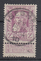 BELGIË - OPB - 1905 - Nr 80 (ISEGHEM) - 1905 Thick Beard