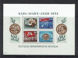 GERMANY...DDR...1953 - [6] Democratic Republic