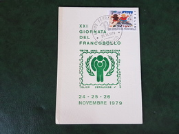 (38018) STORIA POSTALE ITALIA 1979 - 6. 1946-.. Repubblica