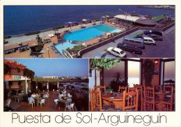 GRAN CANARIA, SPAIN - PUESTA DE SOL - ARGUINEGUIN - PERFECT MINT QUALITY - Gran Canaria