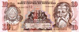 6324-2019    BILLET     HONDURAS - Honduras