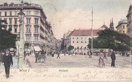 Wien 1: Wollzeile 1906 !!! - Zonder Classificatie