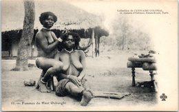 AFRIQUE - Congo - Femmes Du Haut Oubanghi - Congo - Brazzaville