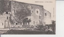 84 SORGUES  -  Le Vieux Chateau  - - Sorgues