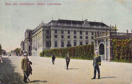 Wien 13: Schloss Schönbrunn 1911 !!! - Vienna