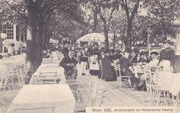 Wien 14: Amalienpark Im Hütteldorfer Kasino Linzer Straße 1911 !!! - Unclassified