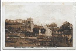 Frassinoro (Modena). Panorama E Nuovo Campanile. - Modena