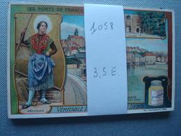LIEBIG : Les Ports De FRANCE Nr 1058 - Liebig