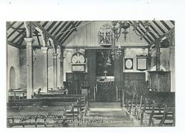 Postcard  Nevis Ref Nelson   British West Indies    Unposted  Pub. A.moure Losada 88a St.john's Church - Saint Kitts And Nevis