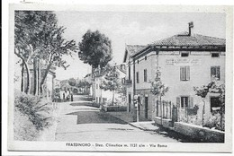 Frassinoro (Modena). Via Roma. - Modena