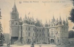 CPA - Belgique - Château Des Amerois - Bouillon