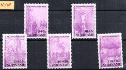 Serie Nº 1070/4 Surinam - Surinam