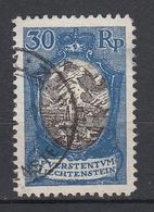 LIECHTENSTEIN - Michel - 1925 - Nr 64 - Gest/Obl/Us - Liechtenstein
