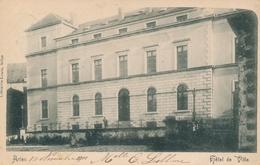 CPA - Belgique - Arlon - Hôtel De Ville - Arlon
