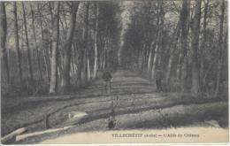 CPA Dept 10 VILLECHETIF - France