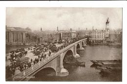 CPA - Carte Postale- Royaume Uni - London - Bridge VM3055 - Other