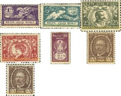 Ref. 352693 * HINGED * - POLAND. 1919. COMMEMORATION OF THE FIRST POLISH MEETING . COMMEMORACION DE LA PRIMERA REUNION P - Unused Stamps