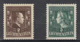 LIECHTENSTEIN - Michel - 1944 - Nr 238/39 - MNH** - Liechtenstein