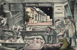 BELGIQUE - BRUXELLES - Souvenir De ... - Exposition 1910. - Expositions Universelles