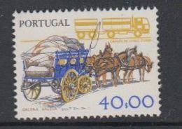 Portugal 1983 Galera Saloia 1v ** Mnh (very Small Spot In Gum) (42714C) - Ongebruikt
