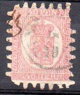 Sello Nº 9  Finlandia - 1856-1917 Administración Rusa