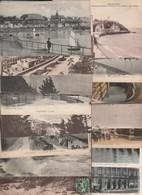 50 Granville, Cherbourg - Lot De 15 Cartes (à Voir 15 Scans) - Granville