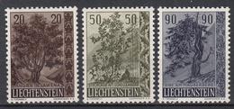 LIECHTENSTEIN - Michel - 1958 - Nr 371/73 - MNH** - Liechtenstein