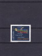 2003 - Europa Cept - Litauen - Lithuania - Lituanie - N°YT  714** - 2003