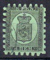 Sello Nº 6 Finlandia - 1856-1917 Administración Rusa