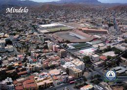 1 AK Cap Verde * Blick Auf Die Stadt Mindelo Auf Der Insel São Vicente - Luftbildaufnahme * - Cape Verde