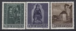 LIECHTENSTEIN - Michel - 1958 - Nr 374/76 - MNH** - Liechtenstein