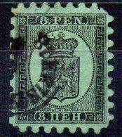 Sello Nº 6a  Finlandia - 1856-1917 Administración Rusa