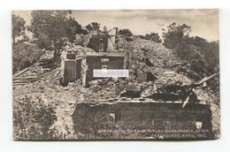 Dharamsala, India - 1st Gurkha Rifles Barracks After April 1905 Earthquake - Old Used Postcard - India