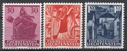 LIECHTENSTEIN - Michel - 1962 - Nr 424/26 - MNH** - Neufs