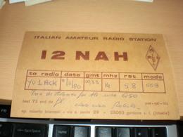 Italian Amateur Radio Station - Radio Amateur