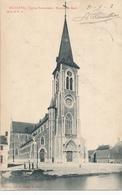 CPA - Belgique - Selzaete - Eglise Paroissiale - Zelzate