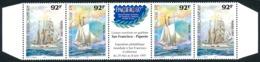 POLYNESIE 1997 - Yv. 531 Et 532 En Paires **   Cote= 10,80 EUR - PACIFIC'97 Bateaux Tropic Bird Papeete-Zélée  ..Réf.POL - Französisch-Polynesien