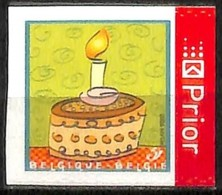 NB - [154723]TB//**/Mnh-Belgique 2006 - N° 3588a, Gateau D'anniversaire, ND à Droite, Permanent, Fêtes - Voeux, Adhésif, - Unused Stamps
