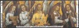 NB - [154725]TB//**/Mnh-Belgique 2006 - N° 3589/93, Les Anges Musiciens De Memling, La Bande, Musique, Peinture - Tablea - Unused Stamps