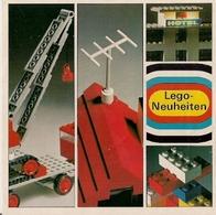 LEGO SYSTEM - NOUVEAUTÉS - NEUHEITEN - (Texte En Allemand) - Lego System
