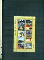 AFRIQUE DU SUD PEINTURES DE PAYSAGES 10 VAL NEUFS A PARTIR DE 1 EURO - Afrique Du Sud (1961-...)