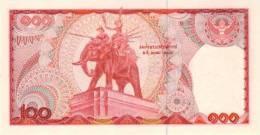 THAILAND  P. 89 100 B 1978 UNC (s. 57) - Thailand