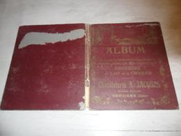 Lege Album  Chocolade  Chocolat  Chocolaterie A. Jacques  Verviers - Album Vide - Albums & Katalogus