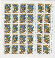Vatican City 1980 Alberto Magno 2v Sheetlets ** Mnh (F7836) - Ongebruikt