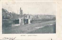 CPA - Belgique - Antoing - Escaut Et Château - Antoing