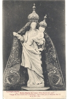 NOTRE-DAME DU LAUS - VIERGE DU SANCTUAIRE DE LA BASILIQUE COURONNEE PAR SA SAINTETE PIE IX LE 23 MAI 1855 - Francia