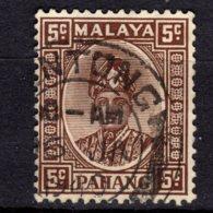 Malaysia - Pahang, 1935, SG 33, Used - Pahang