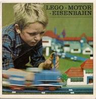 LEGO SYSTEM - LEGO MOTOR - EISENBAHN. - Catalogs